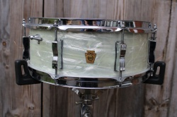 Ludwig 1964 'Jazz Festival' in White Marine Pearl