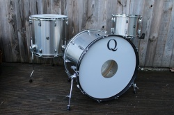 Q Drum Co Stainless Steel Set