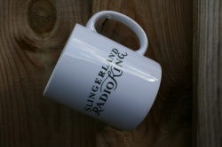 Radio King Logo Mug