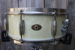 Slingerland late 50's Dog Tag 'Super Gene Krupa' Radio King