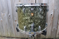 Ludwig 'Apr27 1965' Parade Snare in Black Diamond Pearl