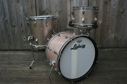 Classic Drums and Eddie Ryan 'Jazzette' Replica