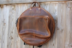 CacSac Gig Bags 22'' 'Distressed Brown' Cymbal Bag