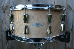 C&C Birdseye Maple|Poplar|Walnut 14x7.25