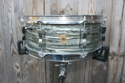 Ludwig Oct23 1966 'Jazz Festival' in 5.5'' in Oyster Blue Pearl