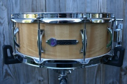 Black Swamp Percussion Dynamicx 'BackBeat' Series Figured Anigre Maple 14x5.5