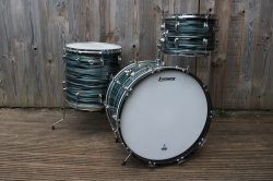 Ludwig Standard S-320 Outfit in Blue Strata