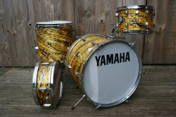 Yamaha Mid '60's C-200 Outfit in Golden Dragon