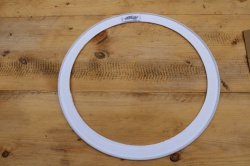 RootsEQ 15'' O Ring in White