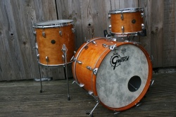 Gretsch '60's Round Badge 'Progressive Jazz' Outfit