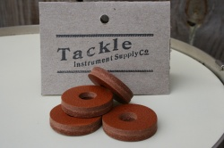 Tackle Instrument Supply Co Leather Cymbal Washers