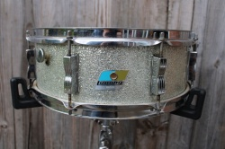 Ludwig 1970 'Jazz Festival' in Silver Sparkle