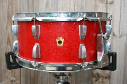 WFL Superclassic 'Ray McKinley' in Red Sparkle