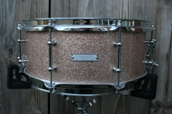 Standard Drum Co 14 x 6 Maple 5 and 5 in Champagne Sparkle