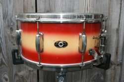 Slingerland 1950's Student Radio King in Red Gold Duco