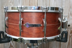 Black Swamp Percussion Dynamicx 'Sterling' Series Bubinga UniBody 14x6.5