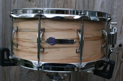 Black Swamp Percussion Dynamicx 'Live' Series Ambrosia Maple UniBody 14x6.5