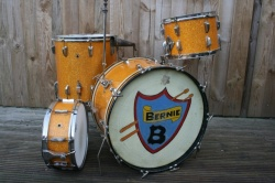 WFL 'Buddy Rich' Super Classic Outfit