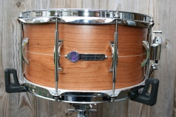 Black Swamp Percussion Dynamicx 'Live' Series Cherry UniBody 14x7