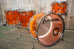 Ludwig 'Zep' Reissue Vistalite Outfit