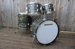 Ludwig 1968' Hollywood Outfit in Oyster Black Pearl