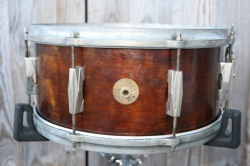 Gretsch late 1930s Round Badge 3-Ply Broadkaster