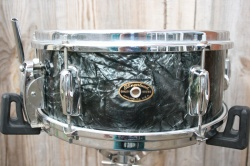 Slingerland 'Oct25' Super Gene Krupa 13'' Radio King in Black Diamond Pearl