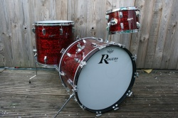 Rogers Holiday 'Buddy Rich Celebrity' Outfit in Red Onyx Pearl