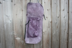 CacSac Gig Bags 'Milka Suede' Stick Sling