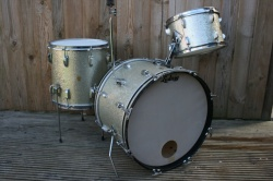 Ludwig 1961 Pre Serial Down Beat