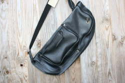 CacSac Gig Bags Black 'Heavy Grained'  Stick Bag