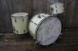 Slingerland 1940's Radio King Outfit 26 Outfit